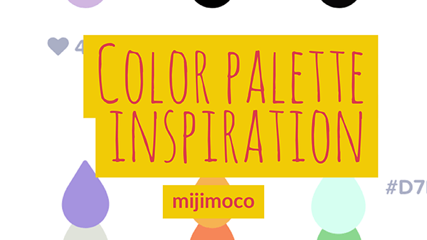 color palette inspiration